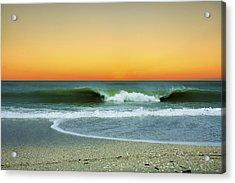 Boca Sunset Acrylic Print