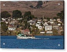 Bodega Bay In December Acrylic Print
