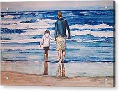 Bodega Bay Acrylic Print