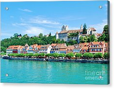 Acrylic Print featuring the photograph Bodensee by William Wyckoff