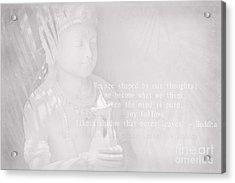 Bodhisattva Acrylic Print