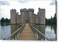 Bodiam Castle Acrylic Print