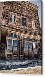 Bodie Acrylic Print by Cat Connor