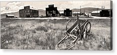 Bodie Ghost Town - 03 Acrylic Print by Gregory Dyer