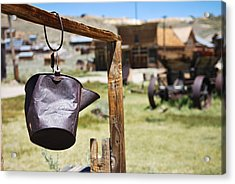 Bodie Ghost Town 2 - Old West Acrylic Print