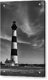Acrylic Print featuring the photograph Bodie Island Light by Ben Shields