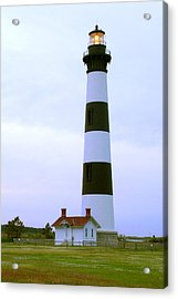 Bodie Light 4 Acrylic Print by Mike McGlothlen