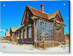 Bodie Store Acrylic Print