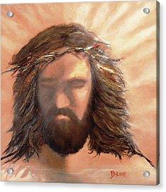 Jesus Body And Soul Acrylic Print