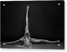 Bodyscape Acrylic Print by Anton Belovodchenko