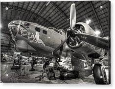 Boeing B-17 Bomber Acrylic Print