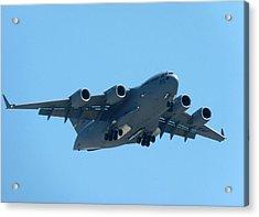 Boeing C17 Globemaster Acrylic Print