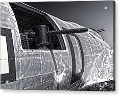 Boeing Flying Fortress B-17g  -  07 Acrylic Print by Gregory Dyer