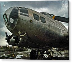 Boeing Flying Fortress B-17g  -  03 Acrylic Print by Gregory Dyer
