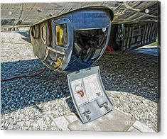 Boeing Flying Fortress B-17g  -  06 Acrylic Print by Gregory Dyer