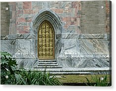 Bok Tower Entrance Acrylic Print