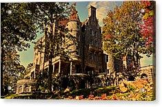 Boldt Castle 001 Acrylic Print
