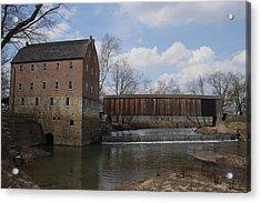Bollinger Mill Acrylic Print