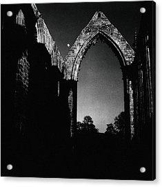 Bolton Abbey Yorkshire Acrylic Print by Mark Preston