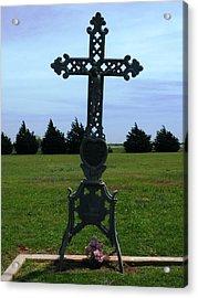 Bomarton Catholic Cemetery 8 Acrylic Print