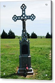 Bomarton Catholic Cemetery 9 Acrylic Print