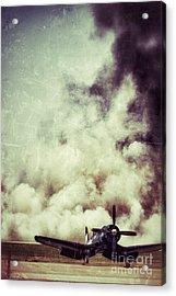 Bomb Run Acrylic Print