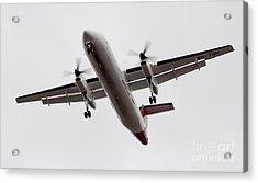 Bombardier Dhc 8 Acrylic Print
