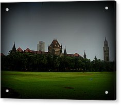 Bombay High Court Acrylic Print by Salman Ravish