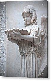 Bonaventure Angel Acrylic Print