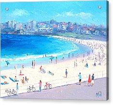 Bondi Summer Acrylic Print