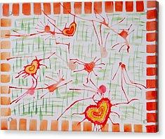 Bonds Of Love Acrylic Print