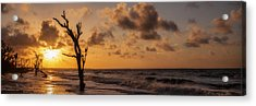 Boneyard Sunrise Acrylic Print