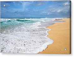 Bonzai Beach Acrylic Print