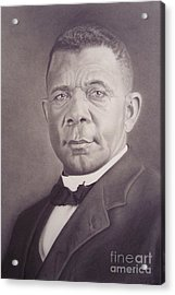Booker T Washington Acrylic Print