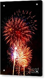 Boom Boom Out Go The Lights Acrylic Print by Kip Krause