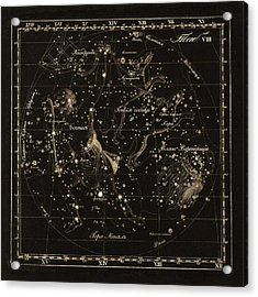 Bootes Constellations, 1829 Acrylic Print by Science Photo Library