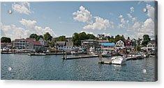 Boothbay Harbor 1242 Acrylic Print