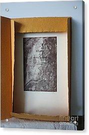 Borges Ou La Citation Necessaire Acrylic Print