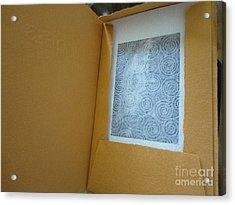 Borges Acrylic Print