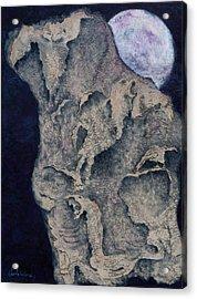 Born Of The Moon Acrylic Print