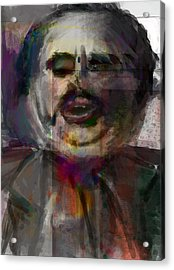 Boss Acrylic Print by James Thomas