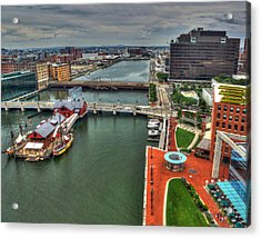 Boston 4020 Acrylic Print
