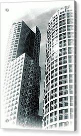 Boston Architecture Acrylic Print