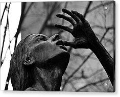 Boston Irish Famine Memorial Acrylic Print