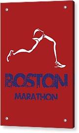 Boston Marathon1 Acrylic Print