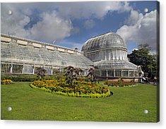 Botanic Gardens Belfast Ireland Acrylic Print