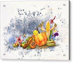 Botanical 1 Acrylic Print
