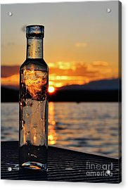 Bottled Sun Acrylic Print