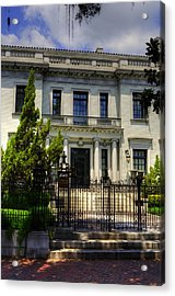 Bouhan Filligant Attorneys At Law Building Acrylic Print