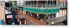 Bourbon Street, French Quarter, New Acrylic Print by Panoramic Images